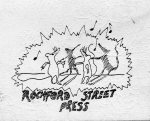 Rochford Street Press logo 1985